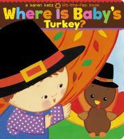 Where Is Baby's Turkey?