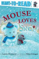 Mouse Loves Snow