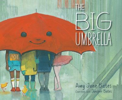 The Big Umbrella book jacket
