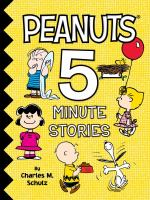 Peanuts 5-minute Stories