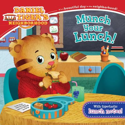 Cover image for Munch your Lunch!