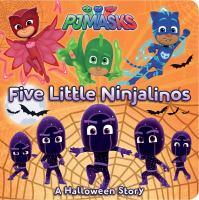 Five Little Ninjalinos *