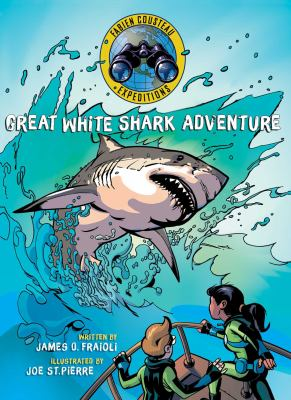 Great White Shark Adventure(book-cover)
