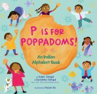 P Is for Poppadoms!