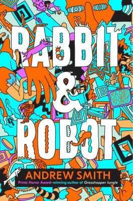 Cover image for Rabbit & Robot