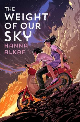 Cover image for The Weight of Our Sky
