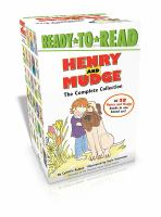 Media Cover for Henry and Mudge The Complete Collection: Henry and Mudge; Henry and Mudge in Pud