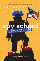 Cover of Spy School Revolution