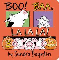 Boo! Baa, la la la!