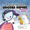 Sophie Johnson, unicorn expert, is a detective genius