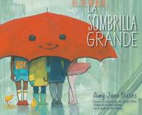 Cover of La sombrilla grande