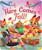 Here comes fall!