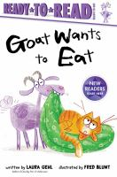 Goat Wants to Eat