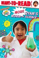 MORE RYAN'S WORLD OF SCIENCE: READY-TO-READ LEVEL 1