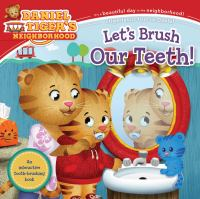 Let's brush our teeth!