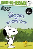 WHEN SNOOPY MET WOODSTOCK--ON ORDER FOR HERRICK!