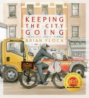 Keeping the city going1 volume (unpaged): color illustrations; 26 cm