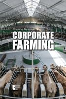 Corporate Farming
