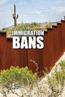 Immigration Bans