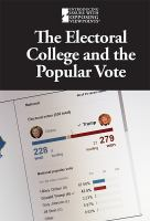The Electoral College and the Popular Vote