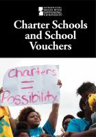 Charter Schools and School Vouchers