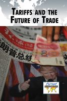 Tariffs and the Future of Trade