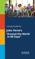 """A Study Guide for Jules Verne's """"around the World in 80 Days"""""""