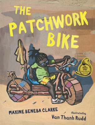 The Patchwork Bike(book-cover)