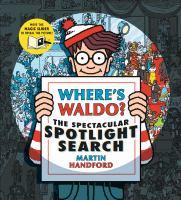Where's Waldo? : the spectacular spotlight search