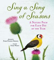 Image: Sing A Song of Seasons