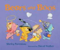BEARS AND BOOS--ON ORDER FOR HERRICK!