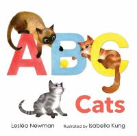 ABC Cats : An Alphabet Cat Book