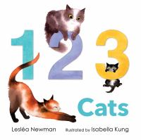 1 2 3 Cats : A Cat Counting Book