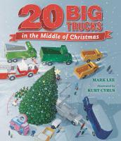 Twenty Big Trucks in the Middle of Christmas