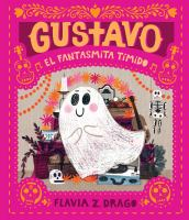Cover of Gustavo: el fantasmita tim