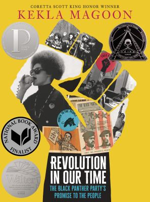 Revolution in Our Time  The Black Panther Partys Promise to the People