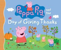 Peppa Pig and the day of giving thanks.