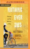 Nothing Ever Dies