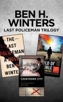 Last Policeman Trilogy]