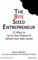The Bite Sized Entrepreneur
