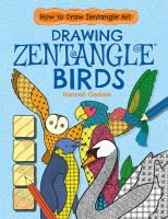 Drawing Zentangle® Birds