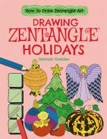 DRAWING ZENTANGLE HOLIDAYS