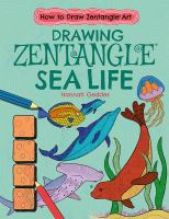 Drawing Zentangle® Sea Life