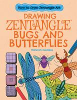 Drawing Zentangle® Bugs and Buttlerflies