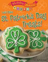 Let's bake St. Patrick's Day treats!