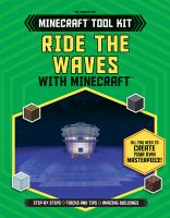 Ride the waves with Minecraft