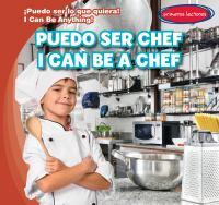 Puedo ser chef