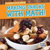 Making Snacks With Math!