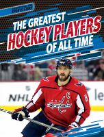 The greatest hockey players of all time
