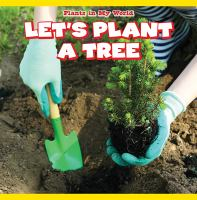 Let's Plant A Tree
